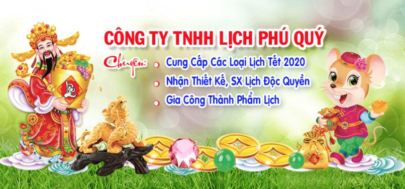 Lich Tet Phu Quy